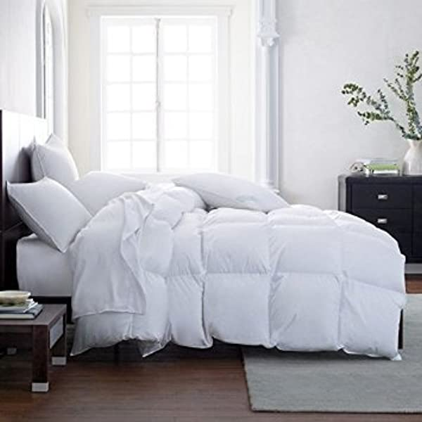 The Ultimate All Season Comforter Hotel Luxury Down Alternative Comforter Duvet Insert With Tabs Washable And Hypoallergenic California King