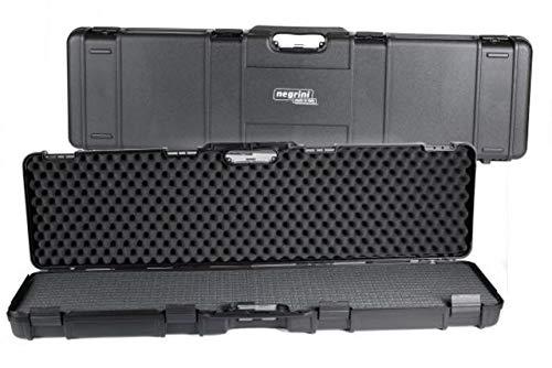 Valigetta porta carabina in ABS 118x33x14 cm