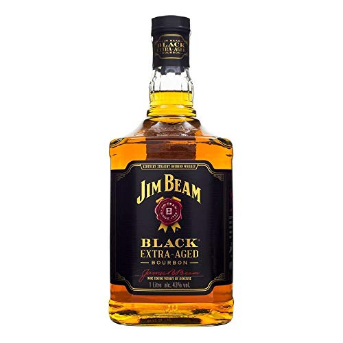 Whisky Jim Beam Black Extra Aged 1L