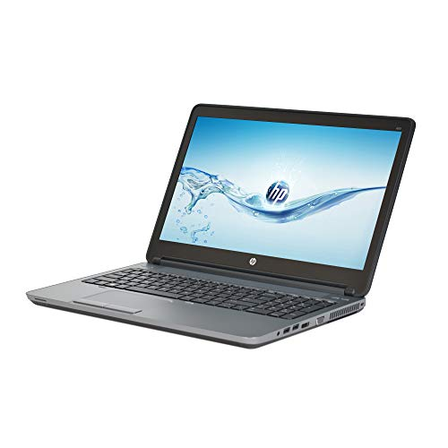 HP 650 G1 39,6 cm portatile, Intel Core i5 – 4200 m 2.5 GHz, 8 GB RAM, 500 GB HDD, DVD, Windows 10 Pro 64bit (Ricondizionato)