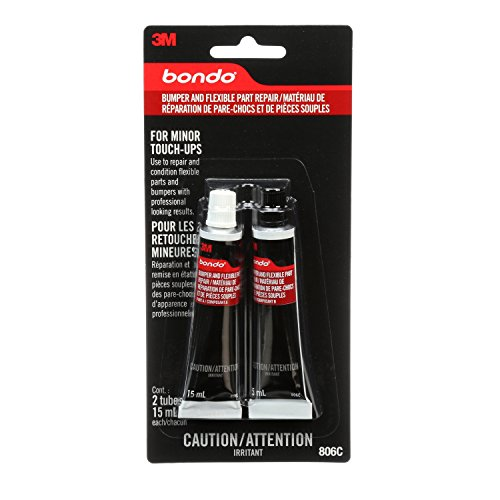 Bondo Bumper and Flexible Part Repair, 00806, 2 oz