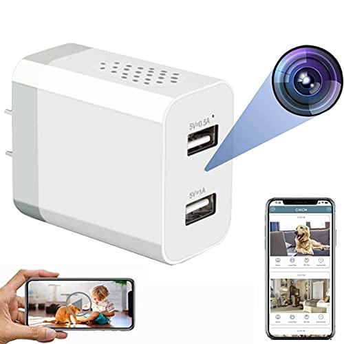 Hidden Spy Camera - WiFi Hidden Cameras - Hidden Camera with...