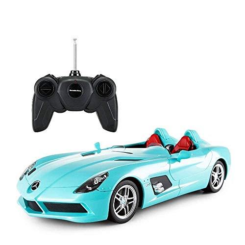 SSBH 2.4Ghz RC High Speed Roadster Model Boy Toy for niños Control...