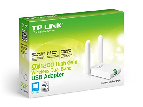 TP-LINK ARCHER-T4UH - Adattatore USB Wireless Dual Band...