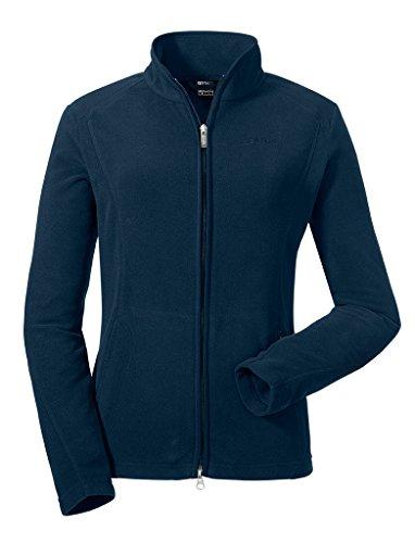 Schöffel Damen Fleece Jacket Leona Synthetisch, Blue, 38