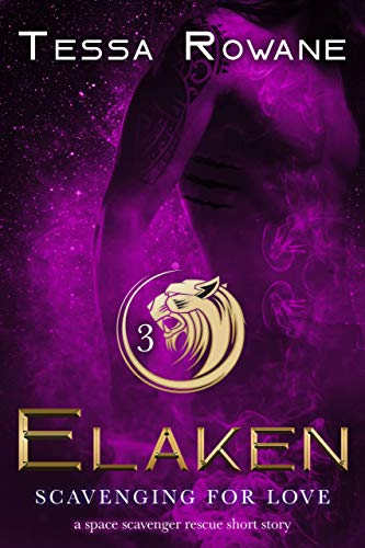 Elaken: A Space Scavenger Rescue Short Story (Scavenging For Love Book 3) (English Edition)