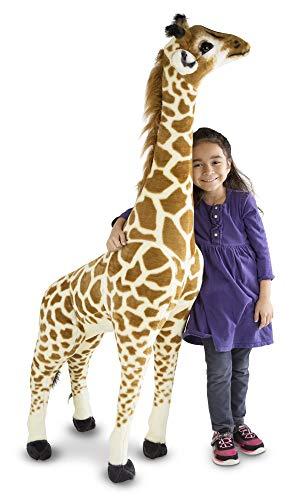 Melissa & Doug Giraffe - Plush | Soft Toy | Animal | All Ages | Gift for Boy or Girl