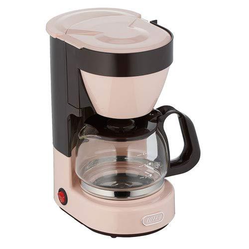トフィー コーヒーメーカー シェルピンク 650ml