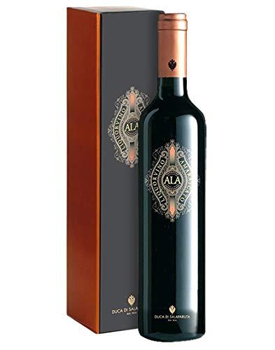 Antico Liquorvino Amarascato (Ala) Duca di Salaparuta 500 ml Astucciato