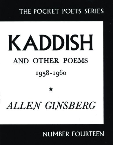 Kaddish and Other Poems (Pocket Poets) by Allen Ginsberg (1967-11-06)