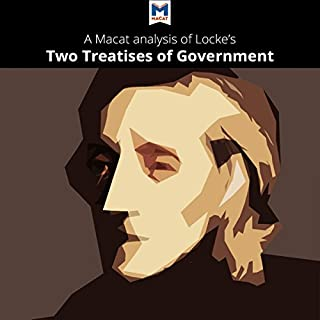 A Macat Analysis of John Locke's Two Treatises of Government cover art