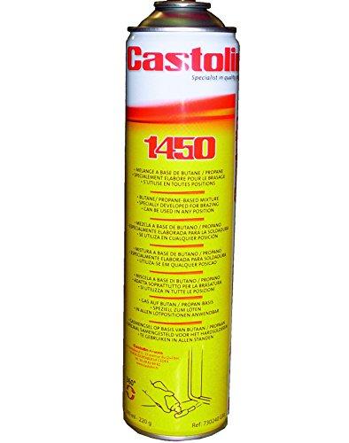 Castolin Eutectic–Cartucho de gas 1450gm 380ml 730240gm
