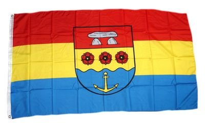 Fahne / Flagge Landkreis Emsland NEU 90 x 150 cm Fahnen