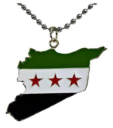 TPM SYRIEN Syria - Halskette Anhänger