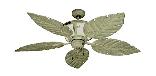 Gulf Coast Fans Venetian Tropical Ceiling Fan with Internal...
