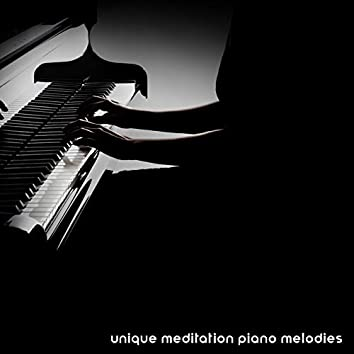 Unique Meditation Piano Melodies - Mindfulness Instrumental Melodies for Contemplations