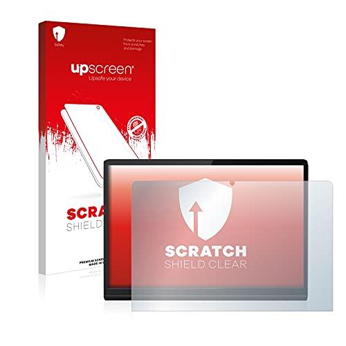 upscreen Protector Pantalla Compatible con Lenovo Yoga Tab 11 Película Protectora – Transparente, Anti-Huellas