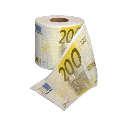Thumbs Up Los Pulgares Suben A0000309 Papel Higiénico 200 Euros