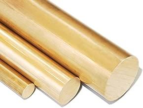 Messing Rundstange Ms58 /Ø 25mm Messingstange auf Zuschnitt L: 150mm 15cm
