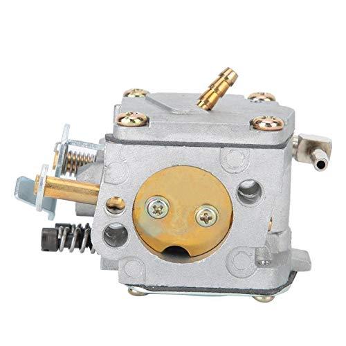 Liangcha-0401 Aleación de Alto Calibre carburador Accesorio de reemplazo Compatible for STIHL 041 041 041AV Motosierra Carburador Carburador Carb Stroke Engine Tihl Carb