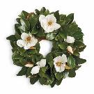 Magnolia Wreath | Frontgate