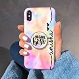 JUST MOMENTS Hard Matte Mobile case/Cover with pop-Socket for All Devices, XIOAMI, Oppo, VIVO, Apple, Samsung, ONE Plus, REALME, Huawei, Moto, Poco Available. (for Girls) (JM60)