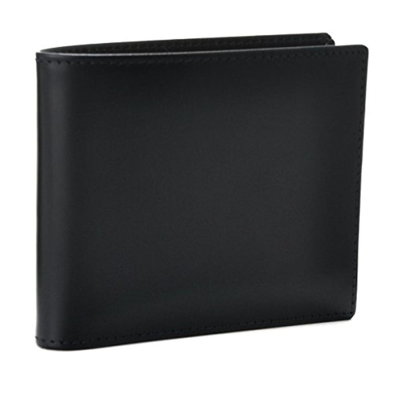 焦げ狂人空洞ETTINGER(エッティンガー) 財布 メンズ Bridle Hide 2つ折り財布 ネイビー BH030CJR-0001-0002 [並行輸入品]