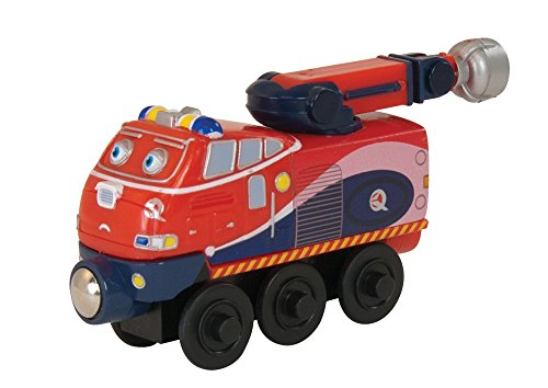 Tomy Chuggington - Lc56050 -Véhicule Miniature - Le Grand Jack la Loco de Secours