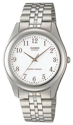 [カシオ] 腕時計 スタンダード MTP-1129AA-7BJF シルバー