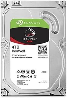 Seagate IronWolf NAS 4TB 3,5 cala SATA 6Gb/s - ST4000VN008