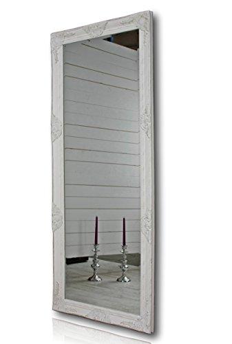 Afgeschuinde rechthoekige wandspiegel in antiek goud met patina 62 x 52cm gewoon hout met facet gesneden randen in landhuis stijl spiegel badkamer spiegel/ijdelheid spiegel/Dressing spiegel voor het landhuis
