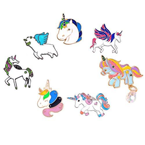 Brocha Unicornio  marca FUNZZY