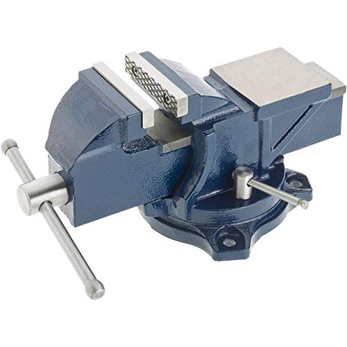 """Grizzly Industrial G7057 - Bench Vise w/Anvil - 3"""""""