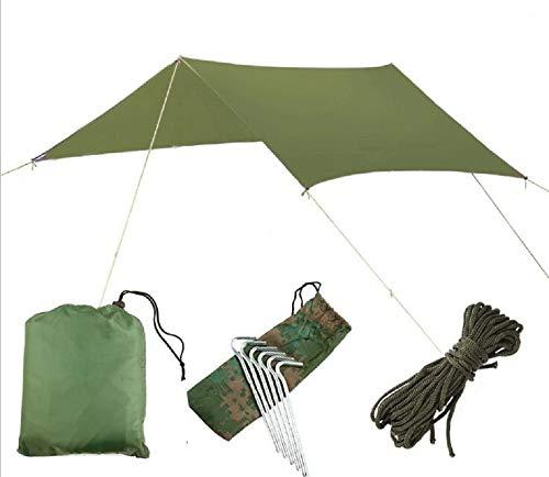 Lawei Bâche Anti-Pluie Rain Fly Imperméable...