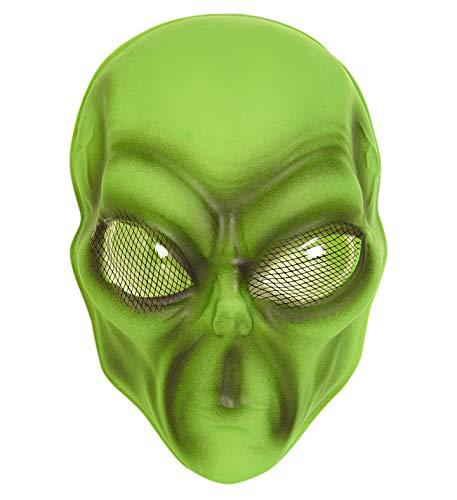 widmann-wdm2689V disfraz Adulto hombre, Verde Amarillo, wdm2689V