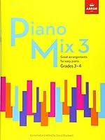 Abrsm: Piano Mix Book 3 (Grades 3-4
