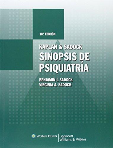 Sinopsis de psiquiatría (Spanish Edition)
