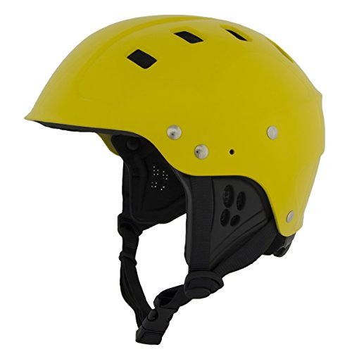 NRS Chaos Helmet - Side Cut - Yellow - Medium