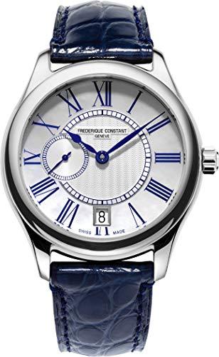 Frederique Constant Geneve LADIES AUTOMATIC SMALL SECONDS FC-318MPWN3B6 Reloj Automático para mujeres Fabricado en Suiza