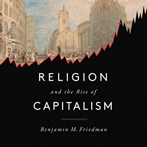 Religion and the Rise of Capitalism cover art