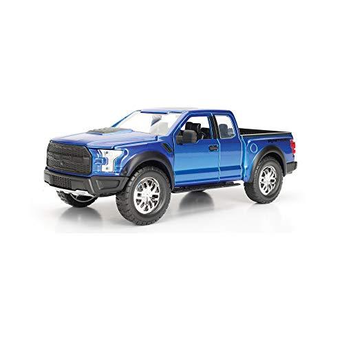 Jada 1:24 - Just Trucks - 2017 Ford F-150 Raptor (Blue)