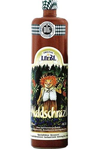 Liebl Waldschrazl Klare Spirituosenspezialität 0,7 L