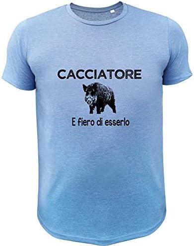 AtooDog Maglietta da Caccia Bramito del Cervo Regali per Cacciatori