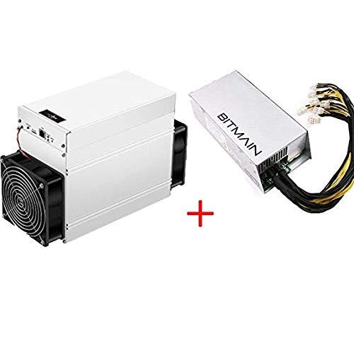 Bitmain Antminer S9 SE 17T Bitcoin Miner 1280W ASIC Miner Incluye APW7 1800W PSU Bitcoin Mining S9 Antminer
