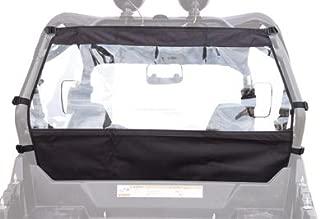TUSK UTV Rear Window - Fits: Polaris Ranger RZR 800 2007-2014