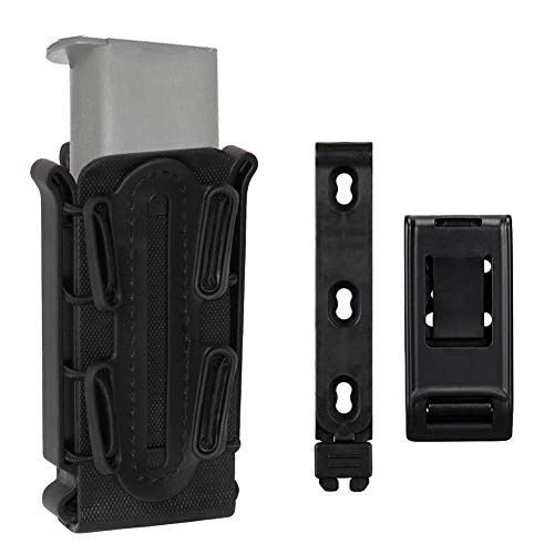 Learn More About Mind and Action Mag Pouch 9mm Pistol Magazine Pouch Polymer Soft Shell Tactical Mag...