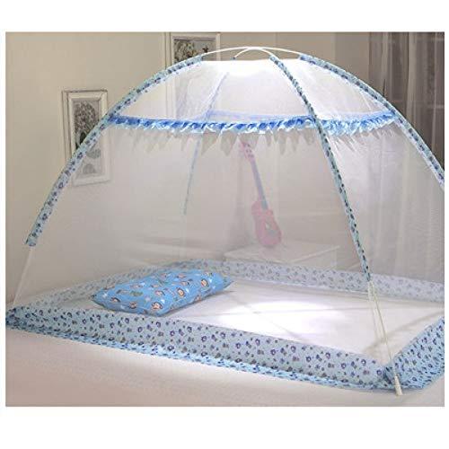 CWJCZY muggennet, opvouwbaar, draagbaar, voor babybed, muggennet voor babymeisjes en jongens