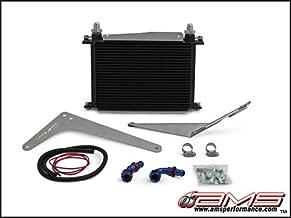 AMS SST Transmission Cooler Kit for 2008-15 Mitsubishi Evo X 10 / Ralliart