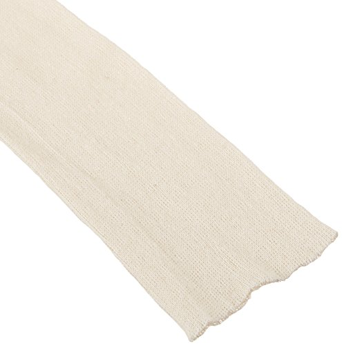 "Rolyan - 73610 Economy Cotton Stockinette, Comfortable and Durable PreWrap for Pre-Splinting or Casting Fabrication, Tubular Arm Stocking with Sweat Wicking and Perspiration Technology, 3"" X 25 Yards"