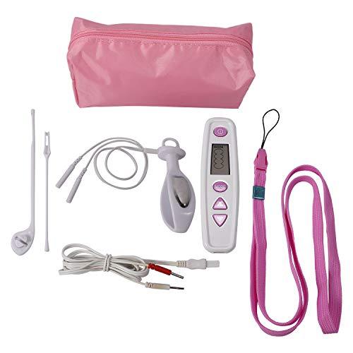 Nrpfell Estimulador Muscular EléCtrico del Suelo PéLvico Zapatillas Vaginales TENS EMS Ejercitador de Kegel Terapia de Incontinencia